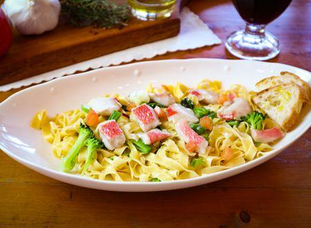 金目鯛と季節野菜